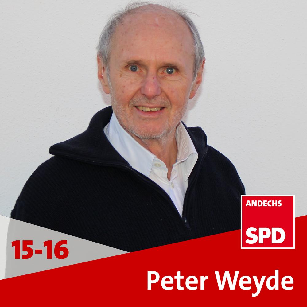Dipl.-Ing. Peter Weyde